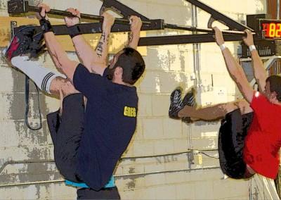 Crossfit NRG training